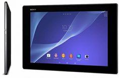 Tablette Sony XPERIA Z2 LTE en promotion chez Sony Center Luxembourg.