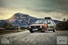 VW Golf FastNoLimits