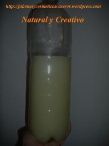 Cómo hacer Jabón Líquido Casero Para La Lavadora #1