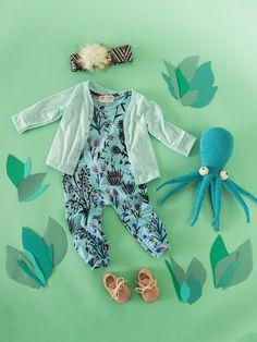 Dressing the Babe / Baby Style Liapela.com