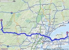 Driving  directions to Otter lake Stroudsburg, Pennsylvania 18302 | MapQuest