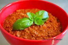 Ragu alla bolognese Bolognese, Lasagna, Beans, Vegetables, Ethnic Recipes, Food, Essen, Vegetable Recipes, Meals
