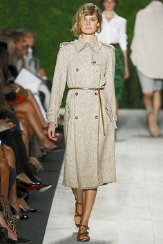 Great Michael Kors Trench.