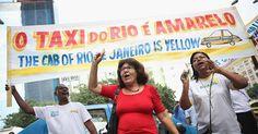 osCurve Brasil : Inimigo número 1 dos taxistas, aplicativo Uber vir...