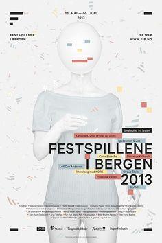 Bergen International Festival #poster