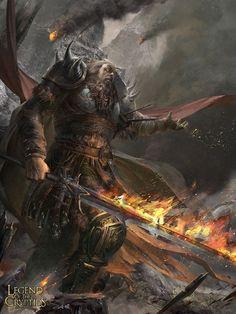 Vikingo evolved legend of the cryptids