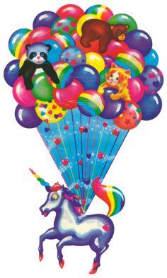 Lisa Frank Party