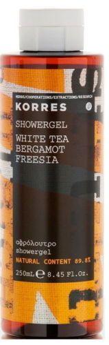 KORRES-NATURAL-SHOWER-GEL-WHITE-TEA-BERGAMOT-FREESIA-8-45Fl-Oz-250ml