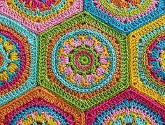 granny square spirale anleitung - Google-Suche