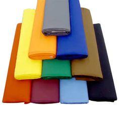 Tergal: nome genérico de tecido produzidos com fios puros ou mistos de poliester de marca Tergal.