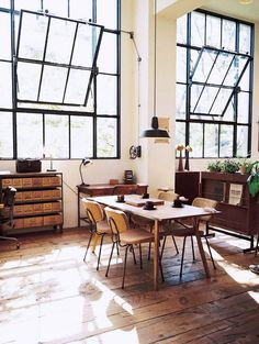 Ready to move into this loft space RIGHT NOW.