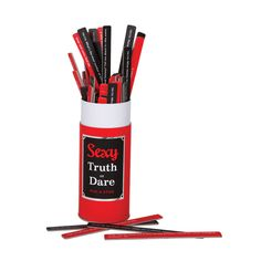 Ladies Night Truth or Dare Pick-a-Stick by Lynne Stanton 2017, Game