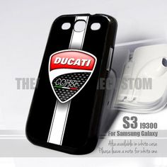 Description Made from durable plastic The case covers the back and corners of your phone Image printed over the edge and around the sides of the case Lightweight weigh approximately White Strips, Samsung Galaxy S3, Ducati, Phone Cases, Logo, Design, Chairs, Corse, Logos