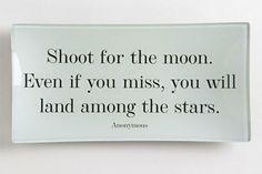 ...land among the stars.