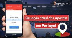 Nosso artigo é atualizado constantemente sobre a situação das Casas de Apostas em Portugal. Já consultou as novidades da semana? Fica a par dos mais recentes desenvolvimentos!!!  http://9nl.co/situacao-apostas-portugal  #apostas #apostasonline #futebol #portugal #legalizaçao