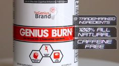 Unlike any other formula on the market, Genius Burn features 9 clinically backed ingredients in efficacious doses that support both brain health & thermogenic performance. The inclusion of these TESTED ingredients ensures effectiveness, safety and ultimately results