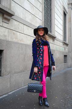 Face Hunter: MILAN - fashion week aw 13, day 3, 02/22/13