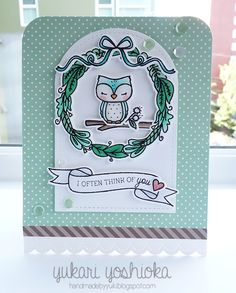 """""""I often think of you"""" by Handmade by Yuki 