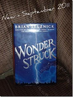 The books of Brian Selznick