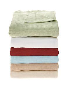 Home Accents® Cotton Blanket #belk #bedding