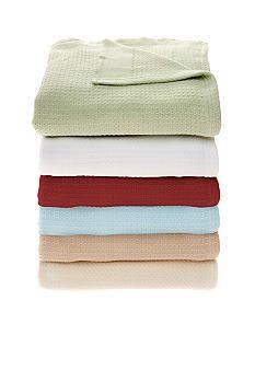 Home Accents® Cotton Blanket #belk #bedding