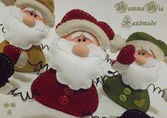 Ho Ho Ho by Mamma Mia Handmade, via Flickr