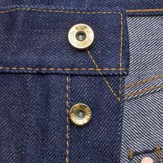 Samurai Jeans – S5000AI 24 oz. Natural Indigo Raw Denim