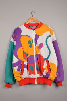 disney & co by donnkenny, mickey mouse sweatshirt, disney sweaters, mini mouse sweatshirt, disney clothing, disney land, cartoons crewneck door getfittedvintage op Etsy