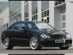 Brabus Mercedes-Benz CLK K8 (2003) Auto Motor Sport, Motor Car, Mercedes Benz, Bmw, Cars, Pictures, Autos, Sport Cars, Sports