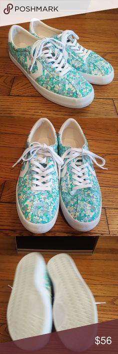 New Converse Breakpoint  OX Sneakers Poly canvas upper,  rubber midsile ab outsole Converse Shoes Sneakers