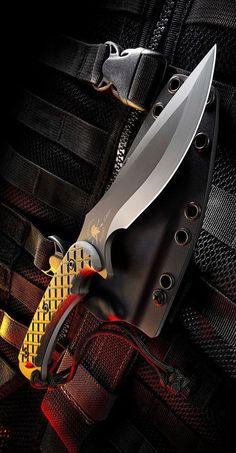 Spartan Blades Nyx Fixed Blade Fighting Survival Knife with Kydex Sheath @thistookmymoney