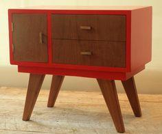 Mesita Vintage - Vintage y Reciclado - Muebles Artesanales - 13873