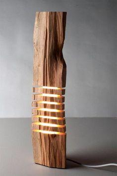 15 Einzigartige DIY Ideen Für Lampen Mit Holz!   DIY Bastelideen Mehr