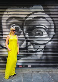 One Shoulder, Shoulder Dress, Happy 2nd Birthday, Thessaloniki, Street Art, Photo Galleries, Marvel, City, Gallery
