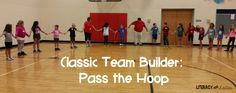 Pass the Hoop