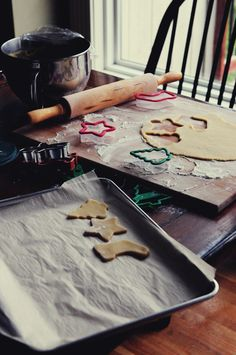 Our Favorite Cutout Sugar Cookie Recipe - perfect for holiday baking season!