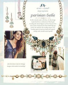 Parisian Belle mini-collection!