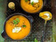 Porkkana-kikhernekeitto - Reseptit – Kotiliesi