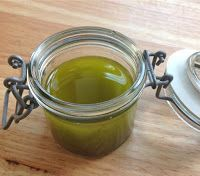 Basil oil is intense. Stop wasting those fresh herbs and try this easy tip to turn them into something special.
