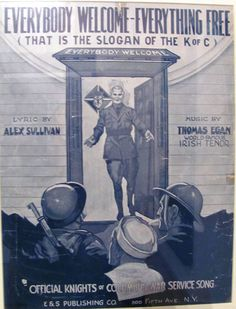 WWII Knights of Columbus War Bond