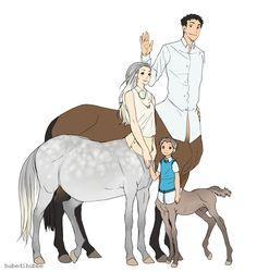 Nora, Dan, and Hamish