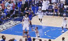 Warriors vs Mavericks 04/01/2014 - Stephen Curry Game Winner in OT