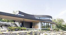 La Héronnière by Alain Carle Architect