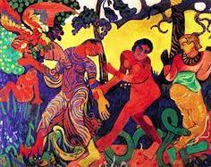 Andre Derain - The Dance, 1906