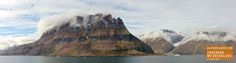 Picturesque Panorama of NE Greenland