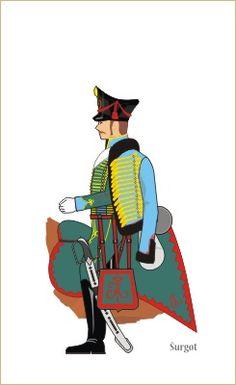 Russia hussar