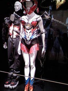 Thierry Mugler - Motorcycle Dress
