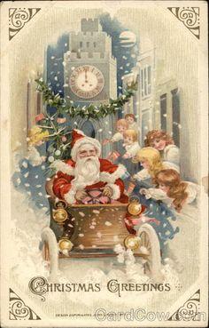 Christmas Greetings Children