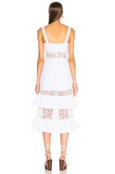 Black Ruffle, White Lace, Dresses For Sale, Dress Skirt, Designer Dresses, Fashion Dresses, Formal Dresses, Women's Dresses, Clothes