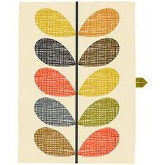 Buy Orla Kiely Multi Stem Tea Towel Online at johnlewis.com